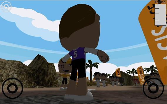 Stuart runner, a foot race screenshot 4