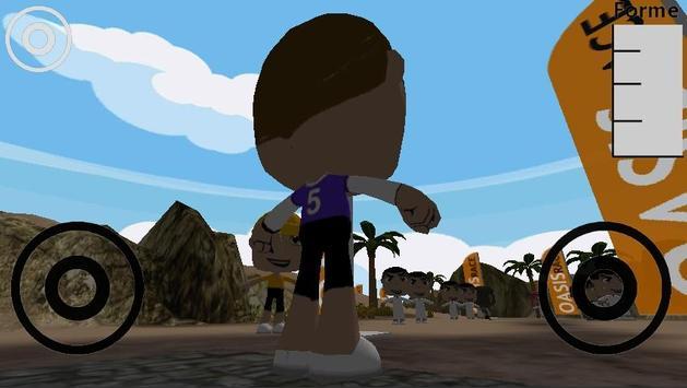 Stuart runner, a foot race screenshot 8
