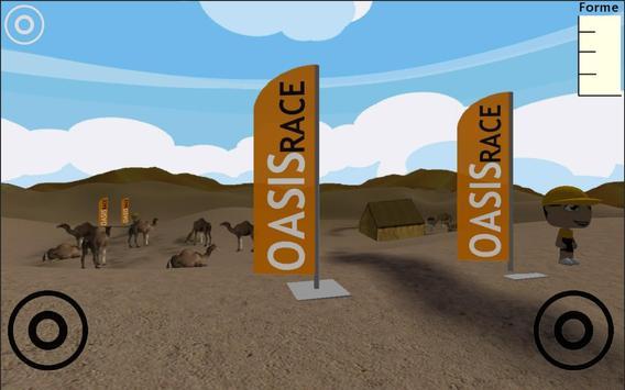 Stuart runner, a foot race screenshot 2