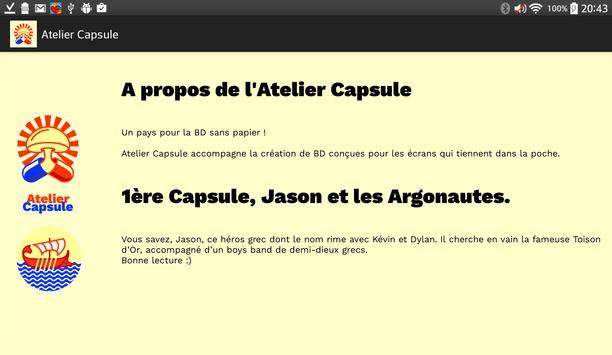 Atelier Capsule screenshot 1