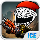 Troll Face - Shoot and Fight icon