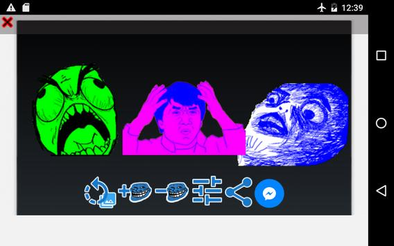 Rage Meme apk screenshot