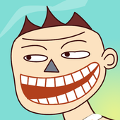 Troll Face Quest 3D icon