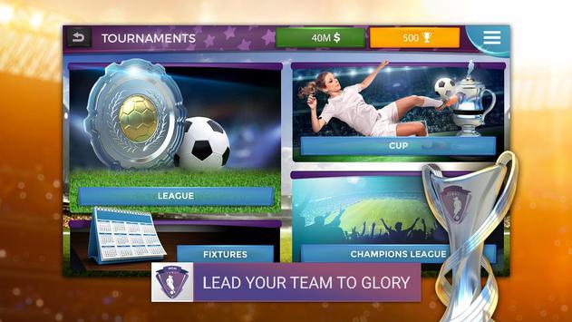 Women's Soccer Manager (WSM) - Football Management screenshot 3