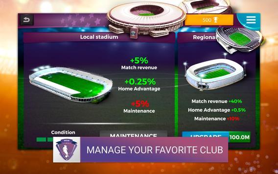 Women's Soccer Manager (WSM) - Football Management screenshot 9