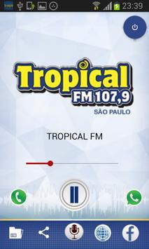 Radio Tropical FM São Paulo apk screenshot