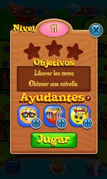 Tropical Crush - Spanish screenshot 4