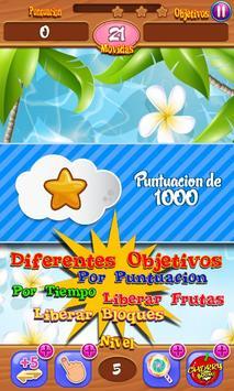 Tropical Crush - Spanish screenshot 13
