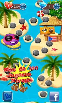 Tropical Crush - Spanish screenshot 2