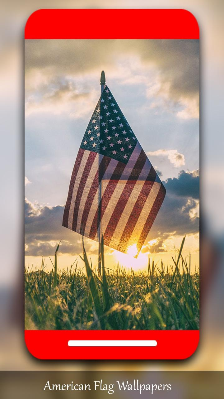 Hd American Flag Wallpapers 4k For Android Apk Download
