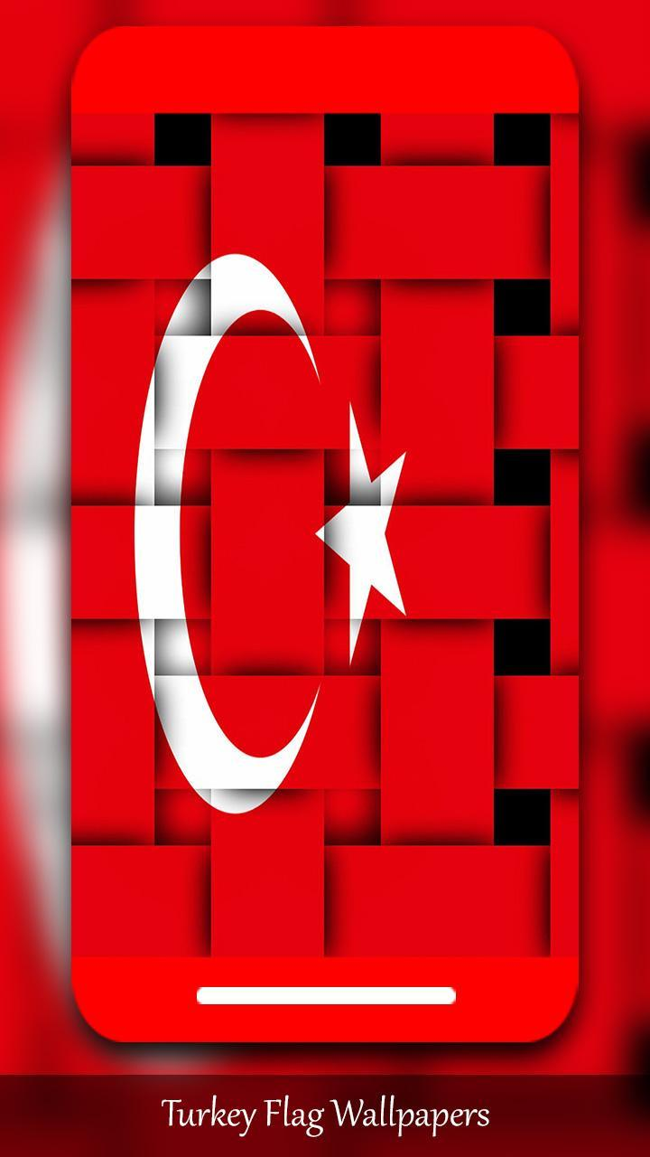 Hd Turkey Flag Wallpapers 4k For Android Apk Download