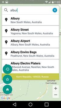 Fake Location apk screenshot