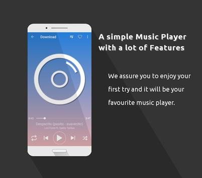 Free Music player - Play Music, Music Player App poster