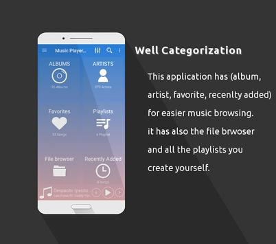 Free Music player - Play Music, Music Player App screenshot 1