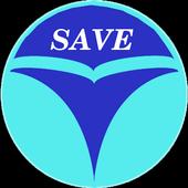 Locaver - Location Saver icon