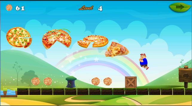 boy pizza fanny poster