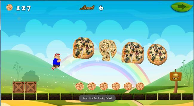 boy pizza fanny screenshot 1