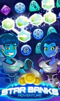 Star Banks Adventure poster