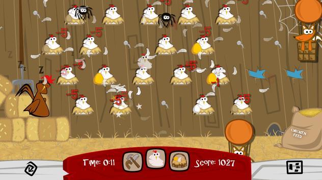 Chicken Coop Chaos apk screenshot