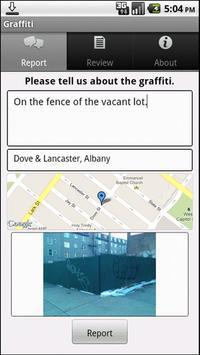 Graffiti Buster screenshot 1