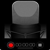 HQ Gravador de Áudio e Voz MP4 icon