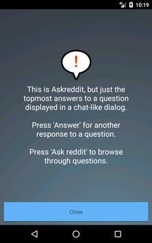 Answers apk screenshot