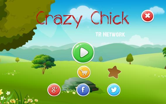Crazy Chick apk screenshot