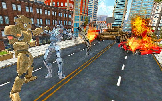 米陸軍変形ロボット大戦 apk スクリーンショット
