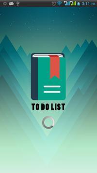 ToDoList poster