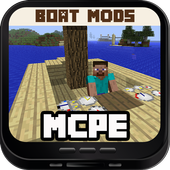 Boat Mods For Minecraft icon