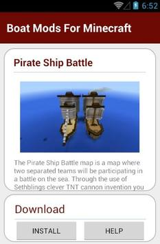 Boat Mods For Minecraft screenshot 4