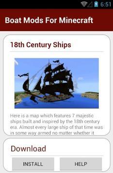 Boat Mods For Minecraft screenshot 9