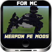 Weapon PE Mods For MC icon
