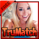 TruMatch ❤ Hookup Dating App icon