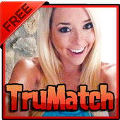 TruMatch ❤ Hookup Dating App アイコン