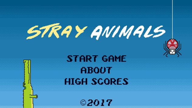 Stray Animals poster