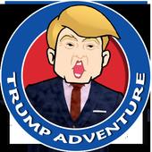 trump run 2 adventure icon