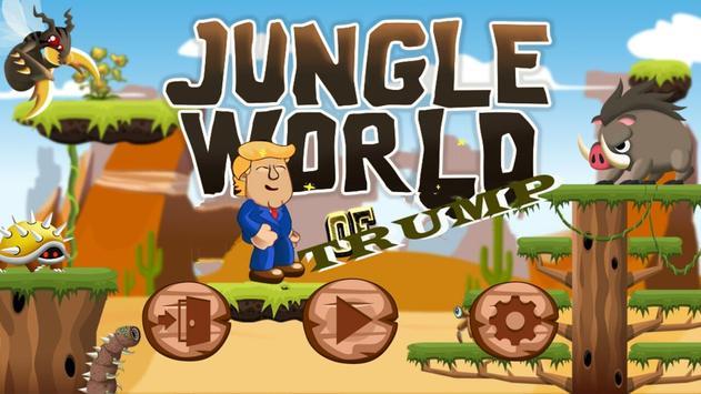 Trump Jungle Adventures poster