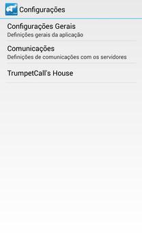 TrumpetCall apk screenshot
