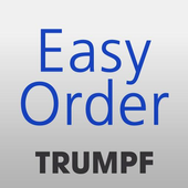 TRUMPF Easy Order App icon