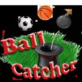 Football Catcher Game icon