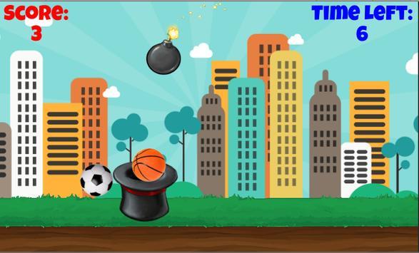 Football Catcher Game screenshot 1