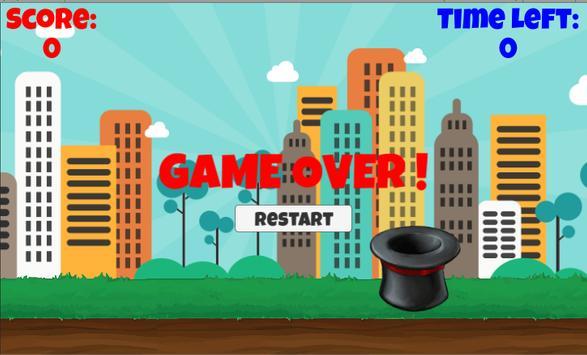 Football Catcher Game screenshot 2