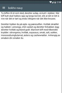 Bokho Nauy apk screenshot