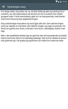 Hydrangea Nauy screenshot 1