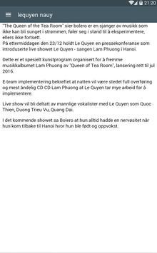 Lequyen Nauy apk screenshot