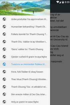 Thanhchuong Nauy poster