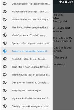Thanhchuong Nauy apk screenshot