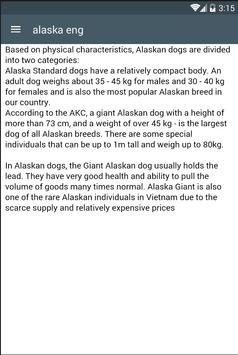 Alaska Eng apk screenshot