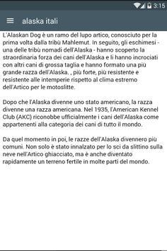Alaska Itali apk screenshot
